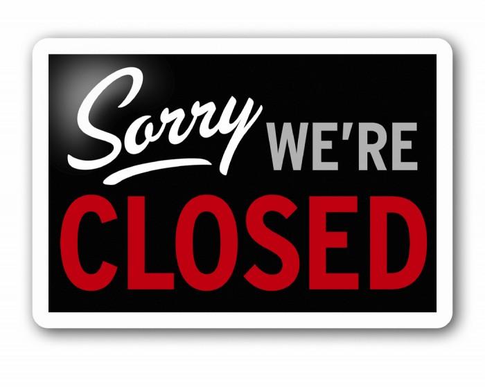 Closed: Monday, February 23, 2015